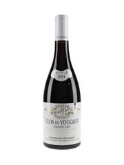Clos de Vougeot 2014 Mongeard Mugneret 75cl / 13.5%