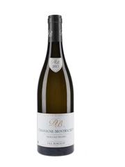 Chassagne Montrachet Vielles Vignes 2017 P & L Borgeot 75cl / 13%