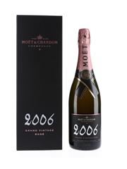Moet & Chandon 2006 Grand Vintage Rose Collection 75cl / 12.5%