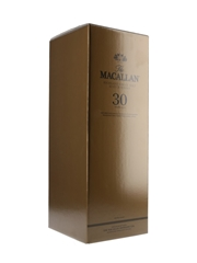Macallan 30 Year Old Annual 2019 Release 70cl / 43%