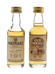 MacPhail's 5 Year Old & Old Orkney