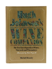 Hugh Johnson's Wine Companion - The New Encyclopedia of Wines, Vinyards and Winemakers 1st Edition Hugh Johnson