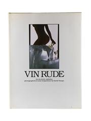 Vin Rude - An Alcoholic Alphabet David Thorpe