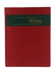 Wine Hugh Johnson - First Edition Published 1966