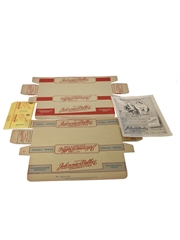 Johnnie Walker Cigarettes Packaging & Advertisment