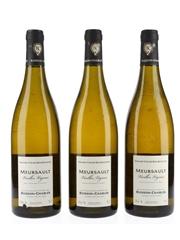 Meursault Vieilles Vignes 2010 Domaine Buisson Charles 3 x 75cl / 13%