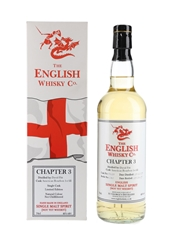 English Whisky Co. Chapter 3 Single Malt Spirit 70cl / 46%