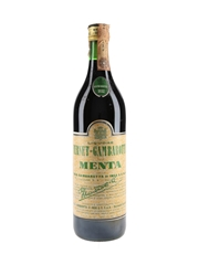 Fernet Gambarotta Alla Menta Bottled 1970s 100cl / 43%