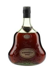 Hennessy XO Bottled 1970s-1980s - For Export Only 70cl