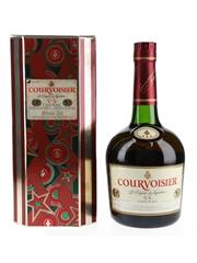 Courvoisier 3 Star VS Napoleon Bottled 1990s 70cl / 40%