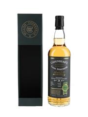 Speyside Glenlivet 1991 28 Year Old Bottled 2019 - Cadenhead's 70cl / 49.3%