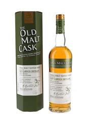 Glen Garioch 1986 25 Year Old The Old Malt Cask