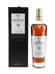 Macallan 18 Year Old Sherry Oak