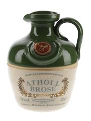 Atholl Brose Liqueur Ceramic Decanter