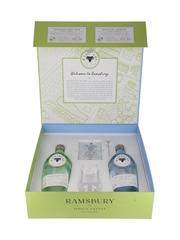 Ramsbury London Dry Gin & Estate Vodka  2 x 70cl