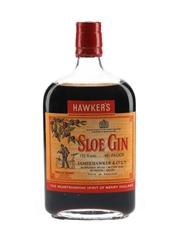 James Hawker's Sloe Gin