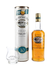 Bowmore 10 Year Old with Glass
