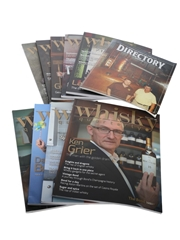 Whisky Quarterly Issue 1-9 & American Distilling Institute Directory 2008