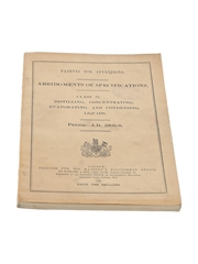Patents for Inventions Class 32, Distilling, Concentration, Evaporation, and Condensing Liquids, 1905-1908