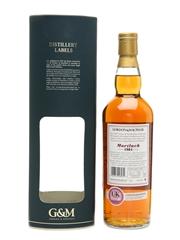 Mortlach 1984 Gordon & MacPhail Bottled 2014 70cl / 40%