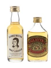 Burns Nectar & Glayva