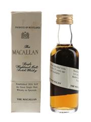Macallan Spiral Label