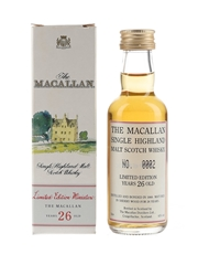 Macallan 1966 26 Year Old Limited Edition