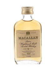 Macallan 12 Year Old 100 Proof