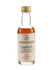 Springbank 35 Year Old