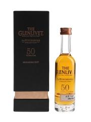 Glenlivet 1967 50 Year Old The Winchester Collection
