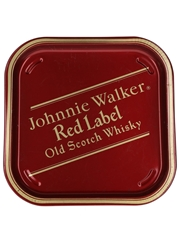 Johnnie Walker Red Label Old Scotch Whisky  Serving Tray