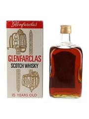 Glenfarclas 15 Year Old Bottled 1970s - Associated Biscuits LTD 75.7cl / 46%