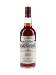 Glendronach 1968 25 Year Old Bottled 1993 - Hiram Walker 75cl / 43%