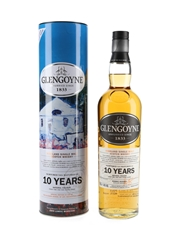Glengoyne 10 Year Old Spring Blossoms At Glengoyne Distillery John Lowrie Morrison - In Aid Of The Glasgow School Of Art 70cl / 40%