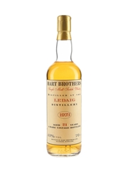 Ledaig 1973 21 Year Old Hart Brothers 70cl / 43%