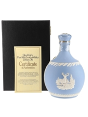 Glenfiddich 21 Year Old Wedgwood Decanter Bottled 1990s 70cl / 43%