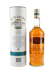 Bowmore 12 Year Old Bottled 1990s - Screen Printed Label 100cl / 43%