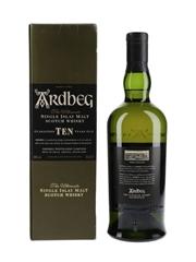 Ardbeg 10 Year Old Bottled 2000s 70cl / 46%