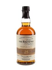 Balvenie 25 Year Old Triple Cask 70cl / 40%