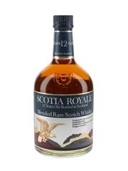 Scotia Royale 12 Year Old Bottled 1980 - N.V. Colruyt 75cl / 40%