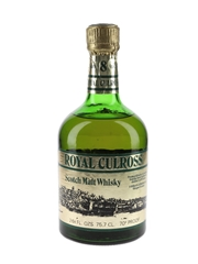 Royal Culross 8 Year Old Bottled 1970s 75.7cl / 40%