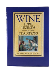 Wine Lore: Legends and Traditions