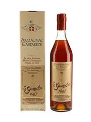 Castarede 1967 Bas Armagnac Le Gavroche 30th Anniversary 70cl / 40%