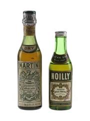 Martini Dry & Noilly Prat Extra Dry