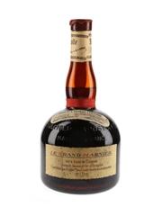 Grand Marnier Cordon Rouge Bottled 1960s - Large Format 150cl / 40%