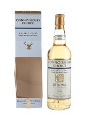 Littlemill 1985 Bottled 2002 - Gordon & MacPhail 70cl / 40%