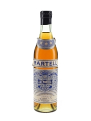 Martell 3 Star VOP Spring Cap Bottled 1950s 35cl