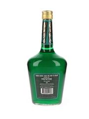 De Kuyper Creme De Menthe Bottled 1980s - Missing Label 100cl / 24%