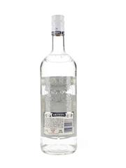 Smirnoff Blue Label Bottled 1990s - Export Strength 100cl / 50%