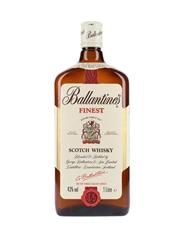 Ballantine's Finest Bottled 1980s - Duty Free 100cl / 43%